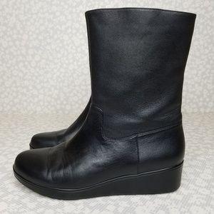 Cole Haan ONTARIO Waterproof Wedge Boots